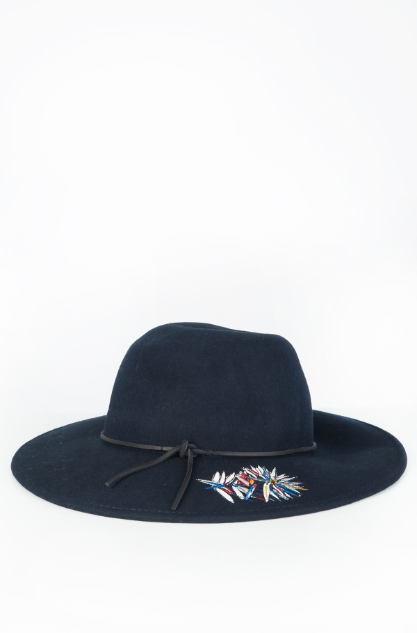 TOMMY FLOWERS FEDORA HAT