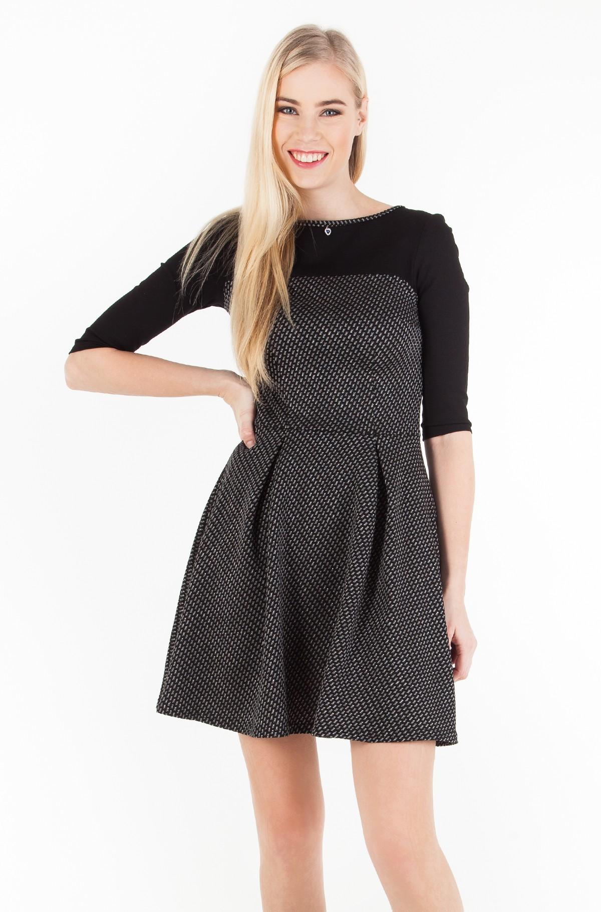 Kalėdinės kolekcijos suknelė  Siiri-full-1