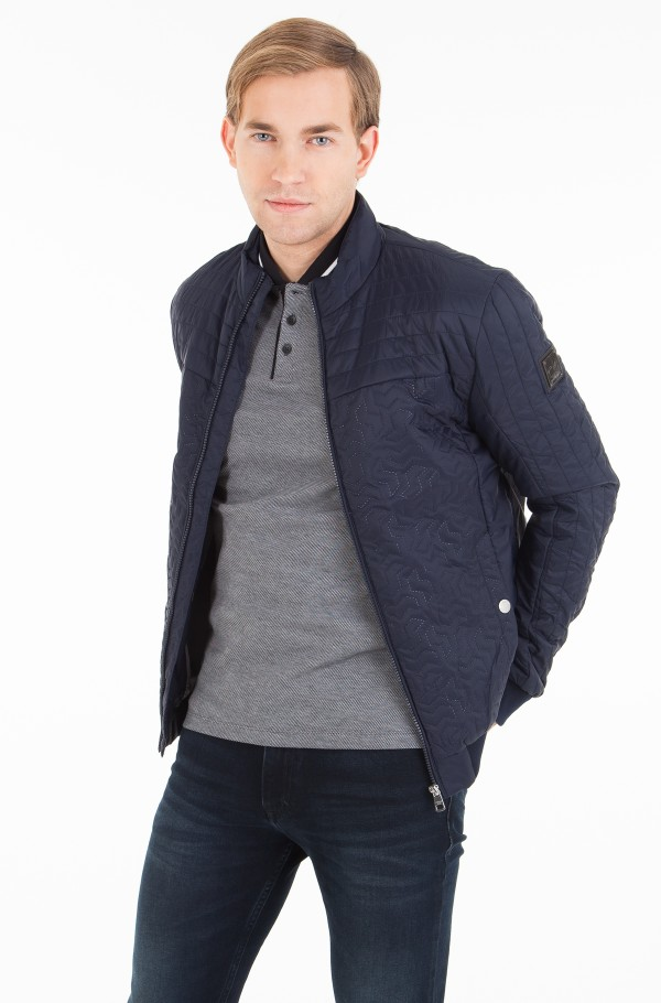 ONTAG QUILTED JACKET-hover
