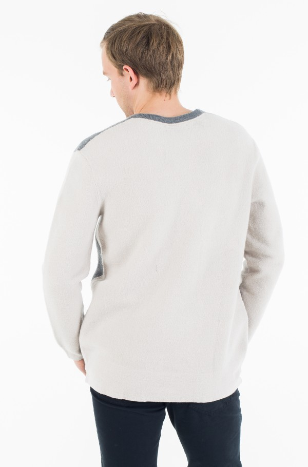 SIVER 2 CN SWEATER LS-hover