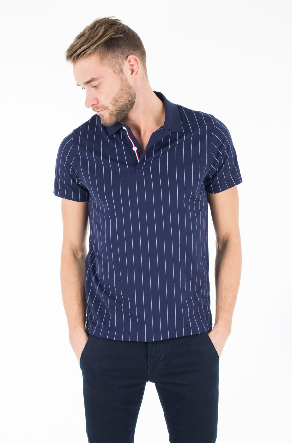 CHASE VERTICAL STP POLO S/S SF