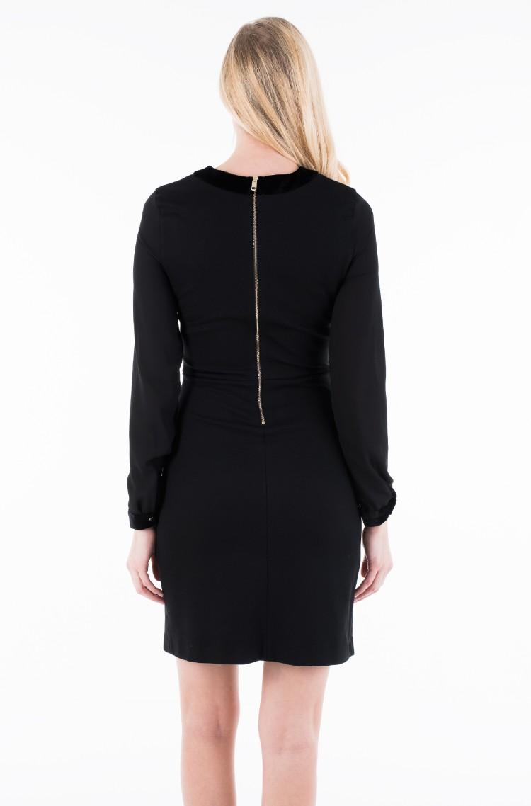 fa9fa6fb9fb67 black Dress NERISSA DRESS LS Tommy Hilfiger