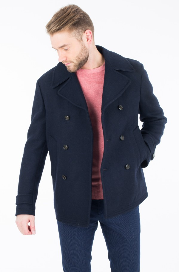 JERSEY PEACOAT-hover