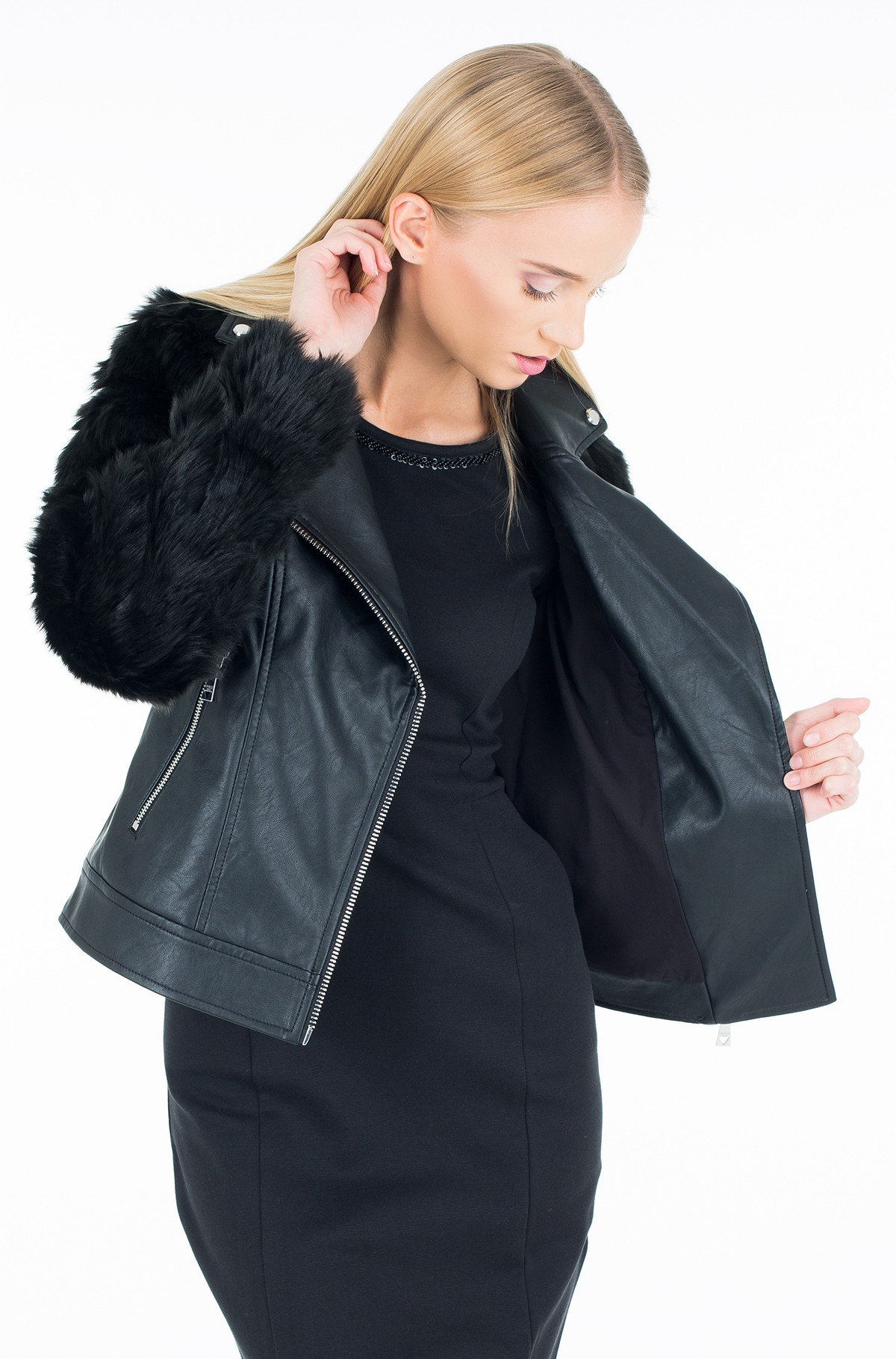 Leather jacket W74L10 R72Y1-full-2