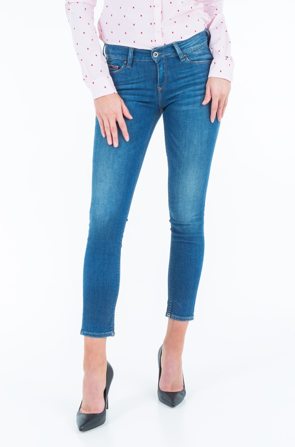 MID RISE SKINNY 7/8 NORA MEFST