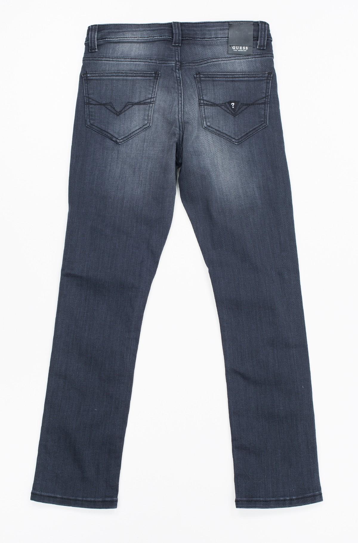 Vaikiškos džinsinės kelnės L74A04 -full-2