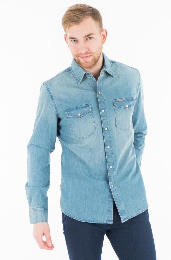 Classic Shirt - Slow Blue