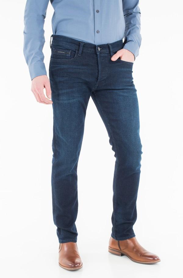 Straight taper - true worn blue