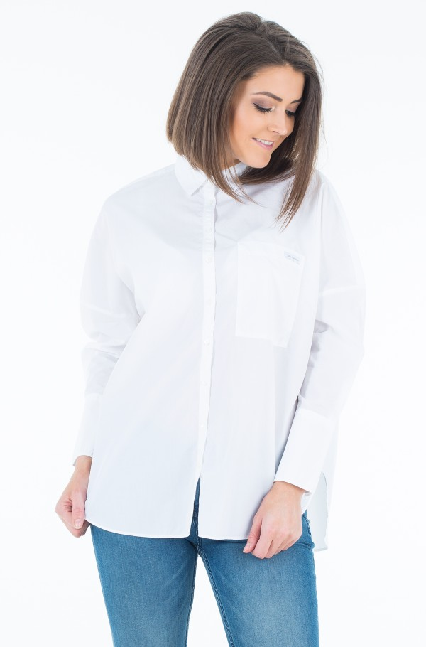 WIVA OVERSIZED SHIRT LS