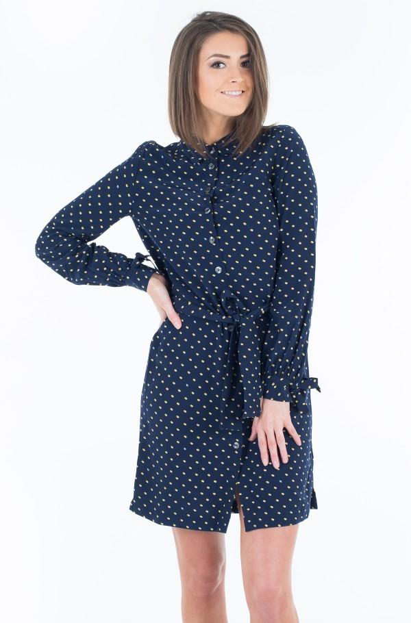 MARIE SHIRT DRESS LS