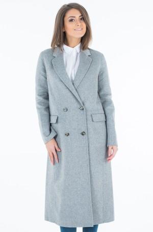 Mantel Ivo Long Df Wool  Coat-2
