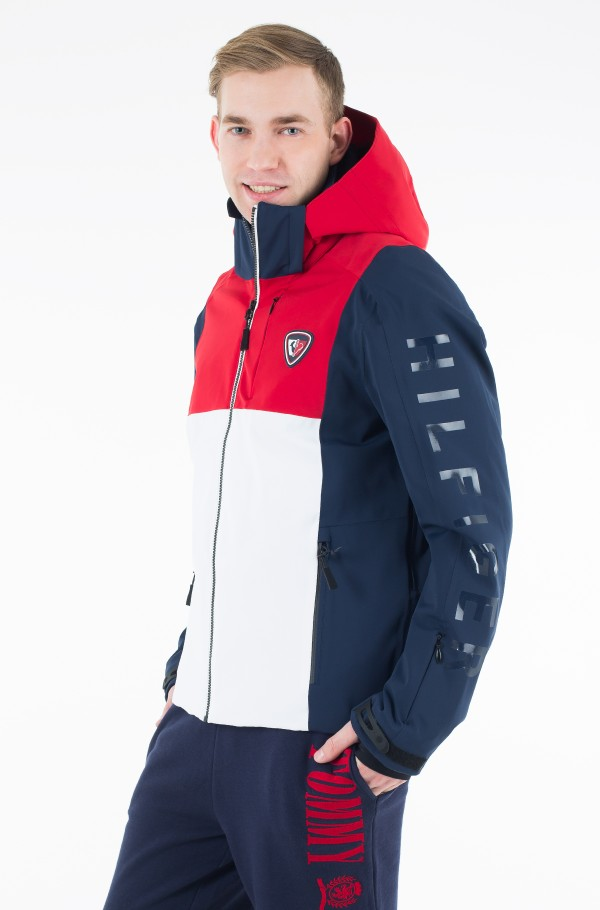 Rock padded ski JKT