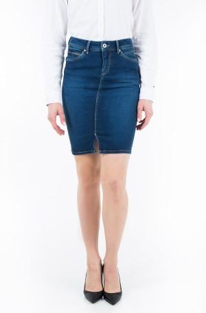 Denim skirt  TAYLOR/PL900443CE3-1