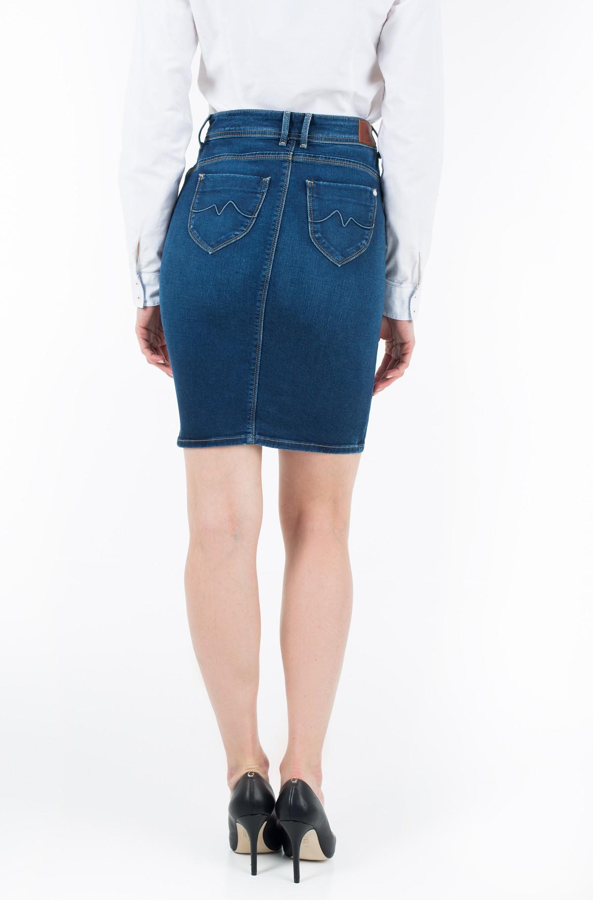 Denim skirt  TAYLOR/PL900443CE3-full-2