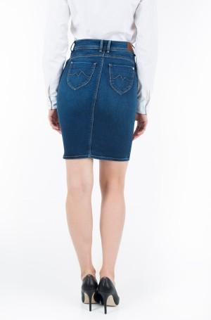 Denim skirt  TAYLOR/PL900443CE3-2