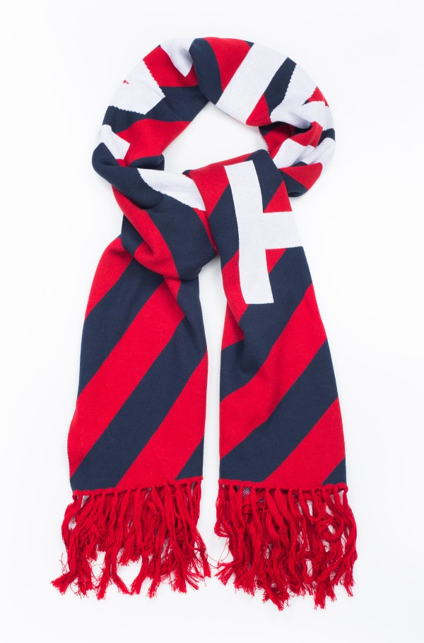 THD DIAGONAL STRIPES SCARF