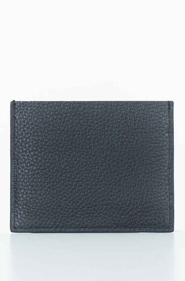 PEBBLE LEATHER CARDHOLDER-hover