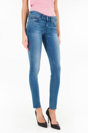 Džinsinės kelnės Low Rise Skinny Sophie Dylilbst-1