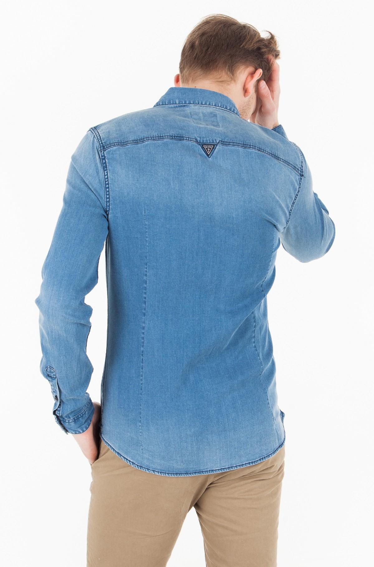 Džinsiniai marškiniai M81H02 D2Z20-full-2