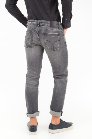 Jeans Slim Straight - Cavern Destructed-2