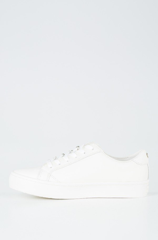 STAR JEWELD LEATHER SNEAKER-hover