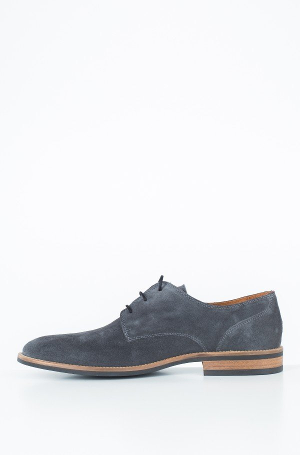 ESSENTIAL SUEDE LACE-hover