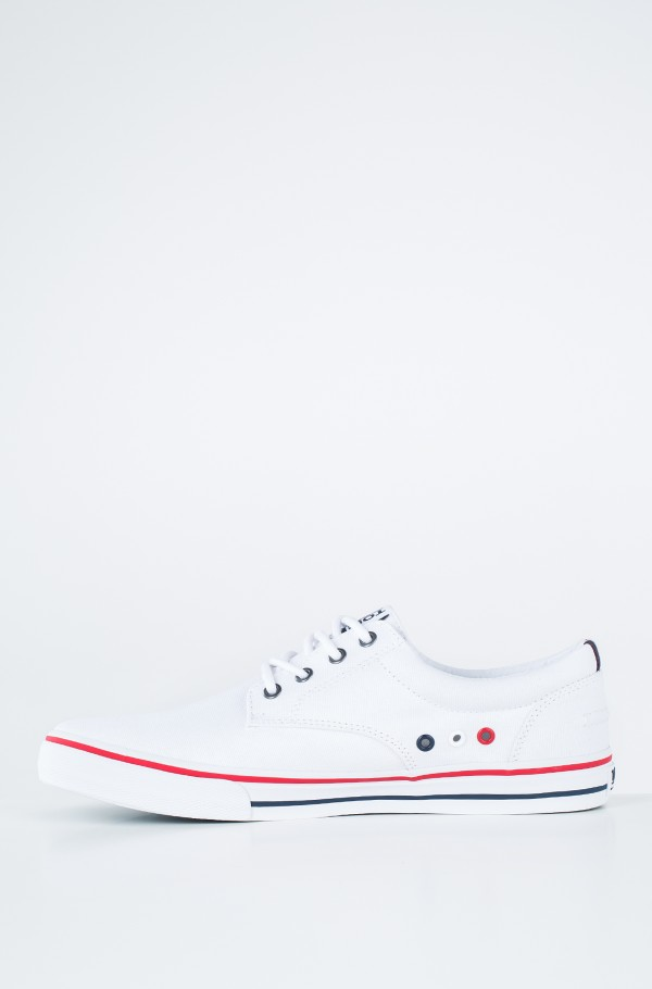 TOMMY JEANS TEXTILE SNEAKER-hover
