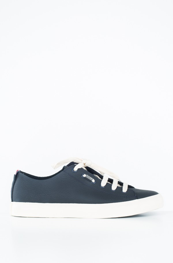 UNLINED LEATHER LOW