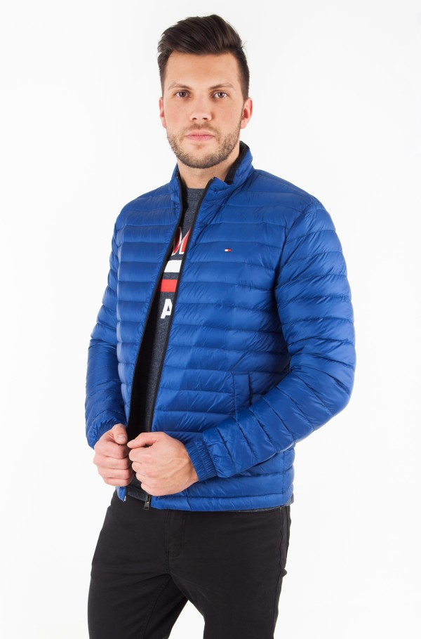 LIGHT WEIGHT PACKABLE DOWN BOMBER