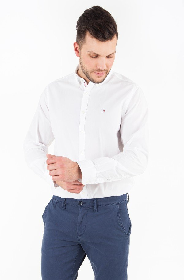 LIGHT WEIGHT POPLIN SHIRT