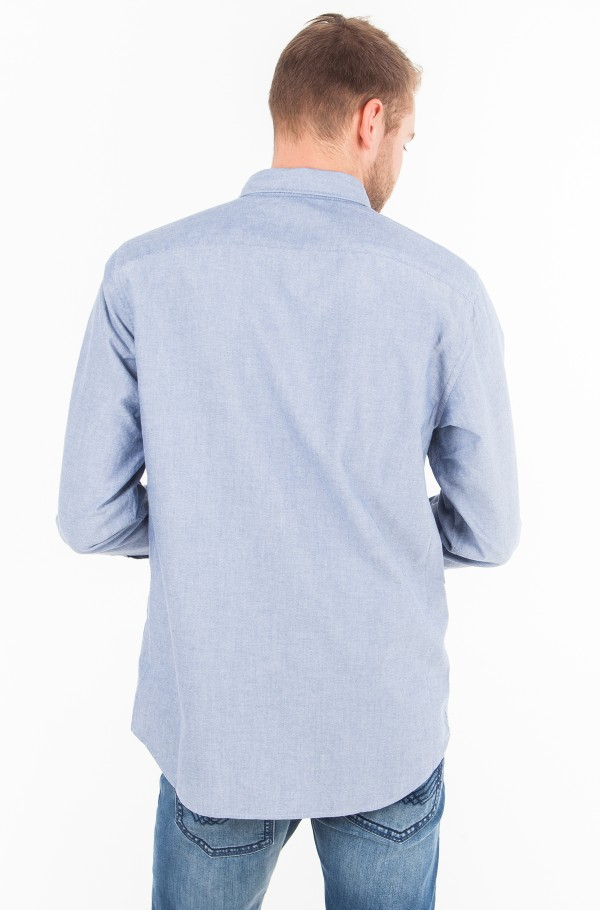 ENGINEERED OXFORD SHIRT-hover