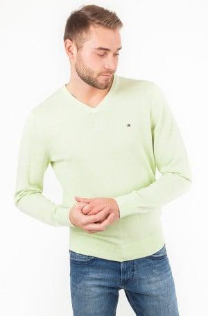 Džemperis Cotton Silk Vneck-1