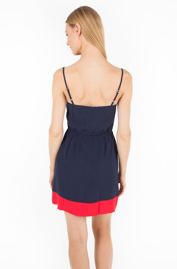 TJW STRAP DRESS-hover
