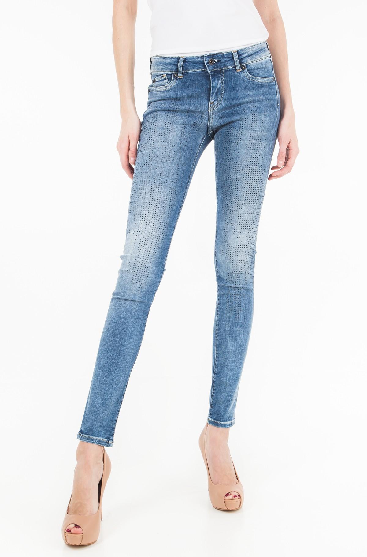 Džinsinės kelnės Pixie Studs-full-1