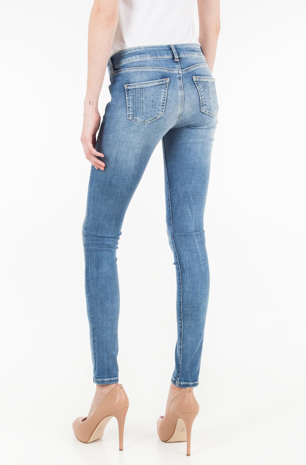 Džinsinės kelnės Pixie Studs-full-2