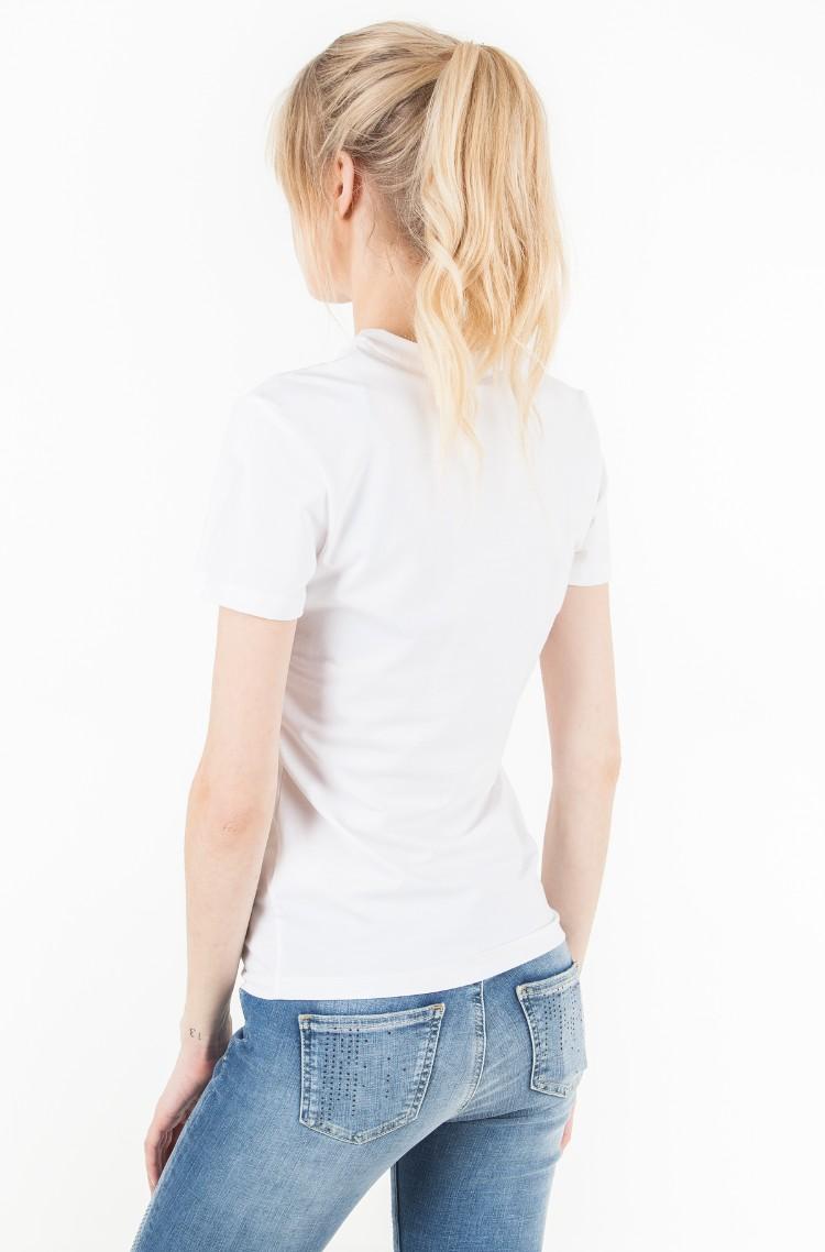730c260f9ac3 T-shirt Tilly-2 VN Tee S S Calvin Klein