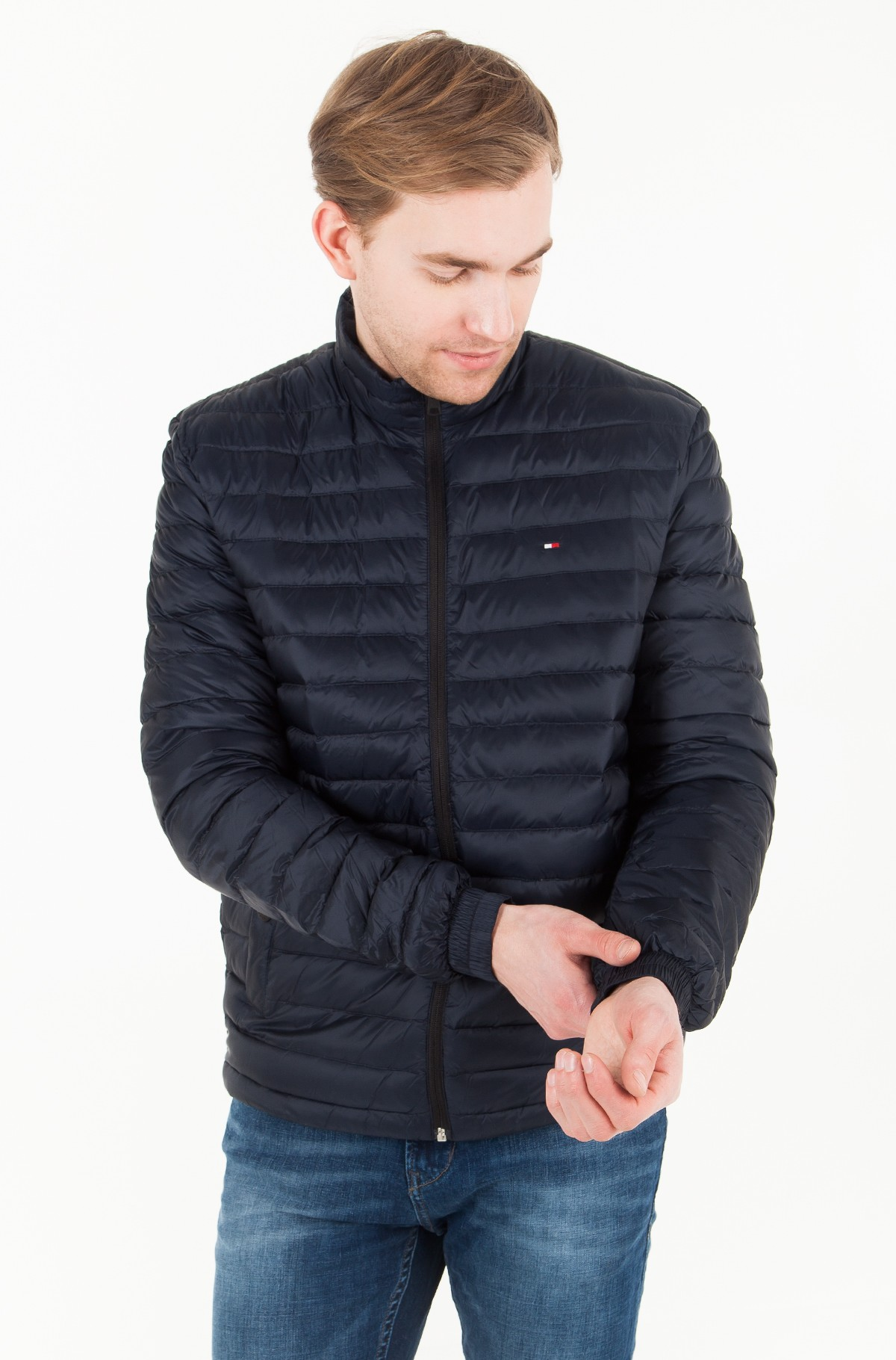 Striukė CORE LW PACKABLE DOWN BOMBER-full-1