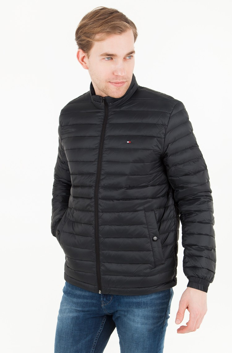 64eb7019b black Jacket CORE LW PACKABLE DOWN BOMBER Tommy Hilfiger, Mens ...