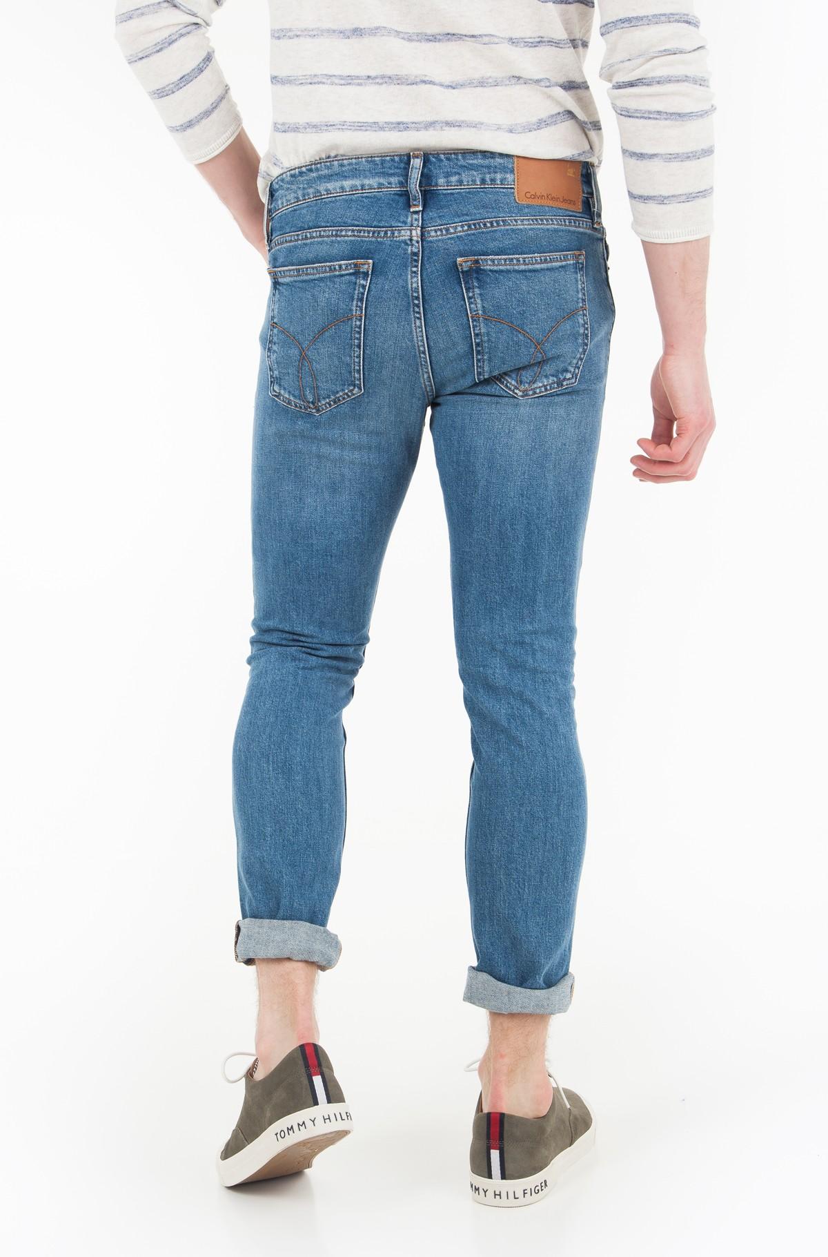 Džinsinės kelnės Skinny-Manchester Blue DSTR CMF-full-2