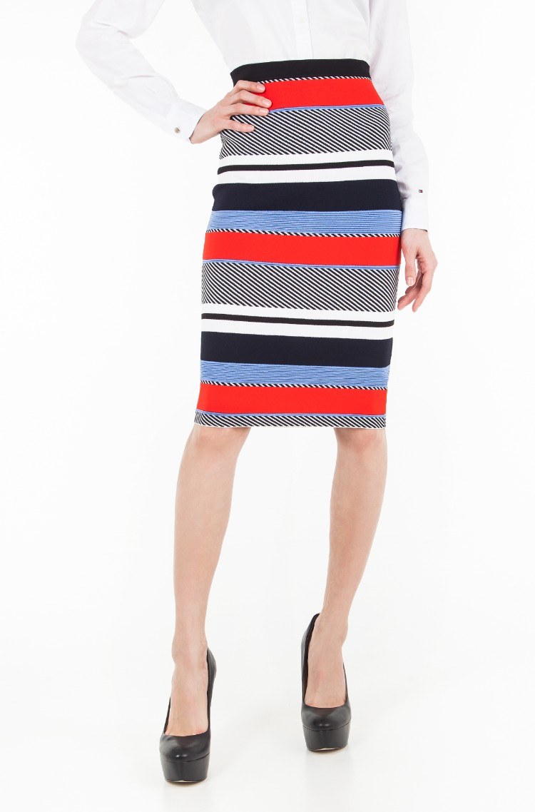515af3f955 Skirt PILAUX GRAPHIC PENCIL SKIRT Tommy Hilfiger, Womens Skirts ...