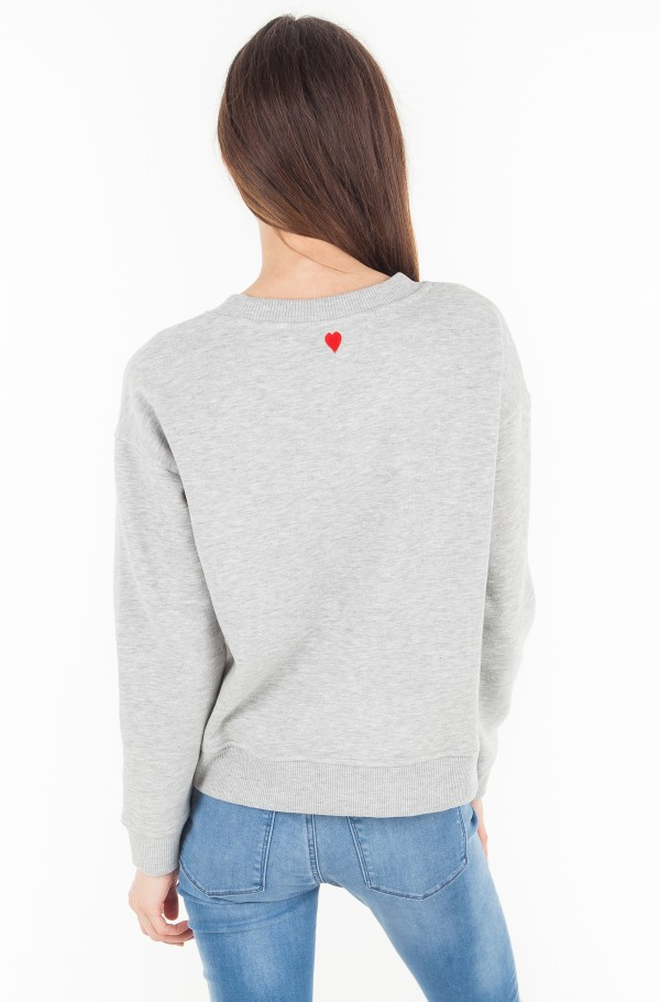 INJ TOMMY LOVE C-NK SWEATSHIRT-hover