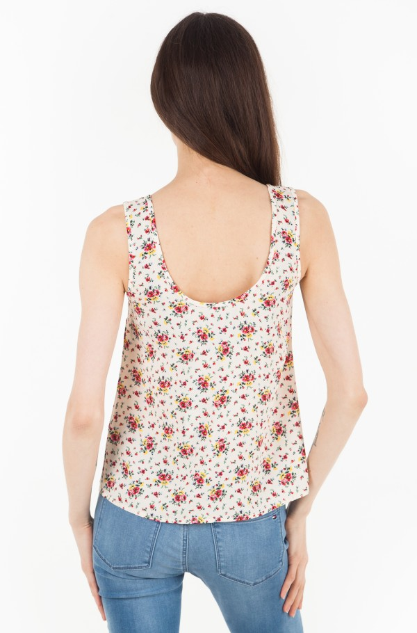 WIOLETTA AOP TANK TOP-hover
