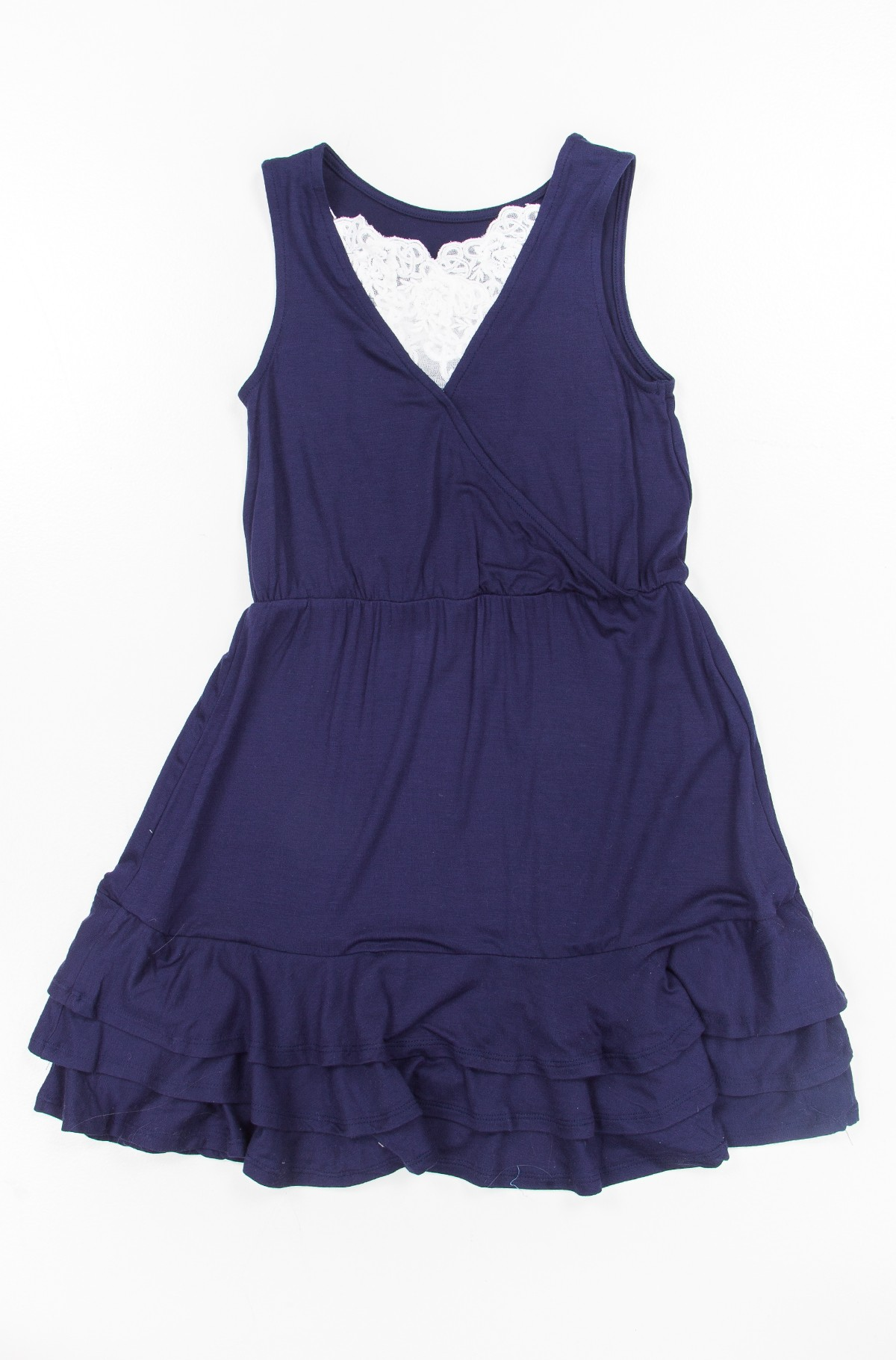Vaikiška suknelė J82K07 -full-2