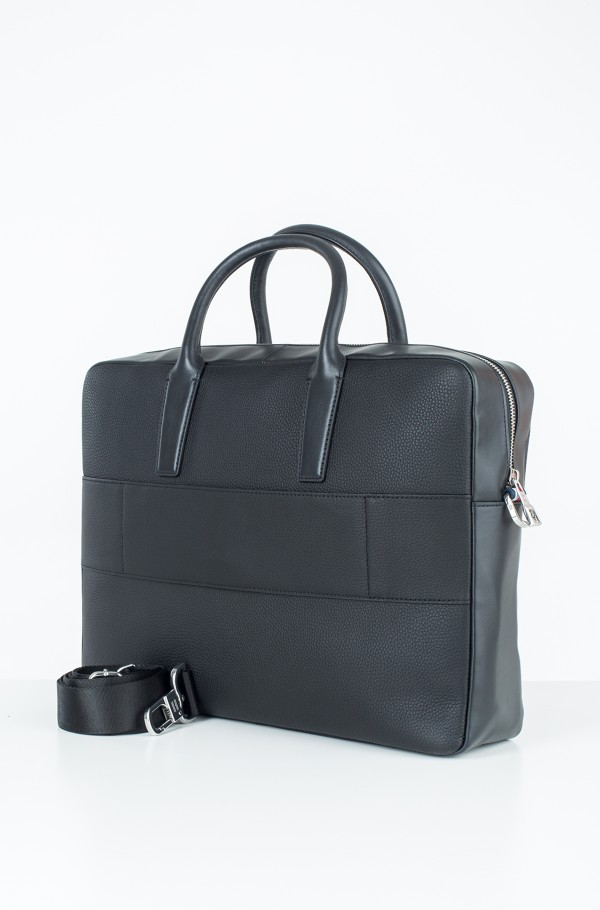 BUSINESS LEATHER COMPUTER BAG-hover