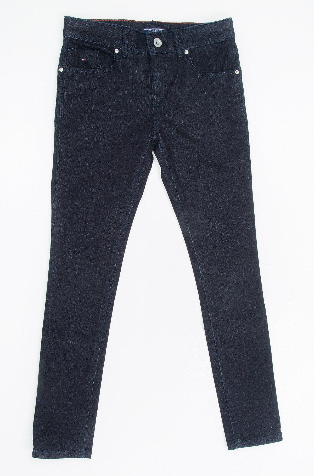 Vaikiškos džinsinės kelnės NORA RR SKINNY NRSTR-full-1