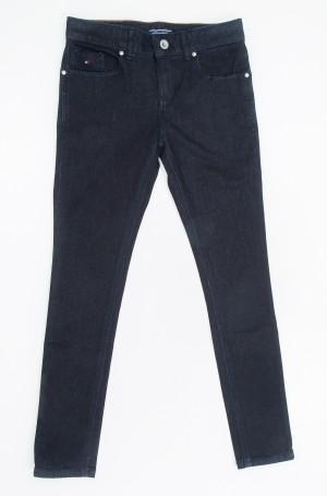 Vaikiškos džinsinės kelnės NORA RR SKINNY NRSTR-1