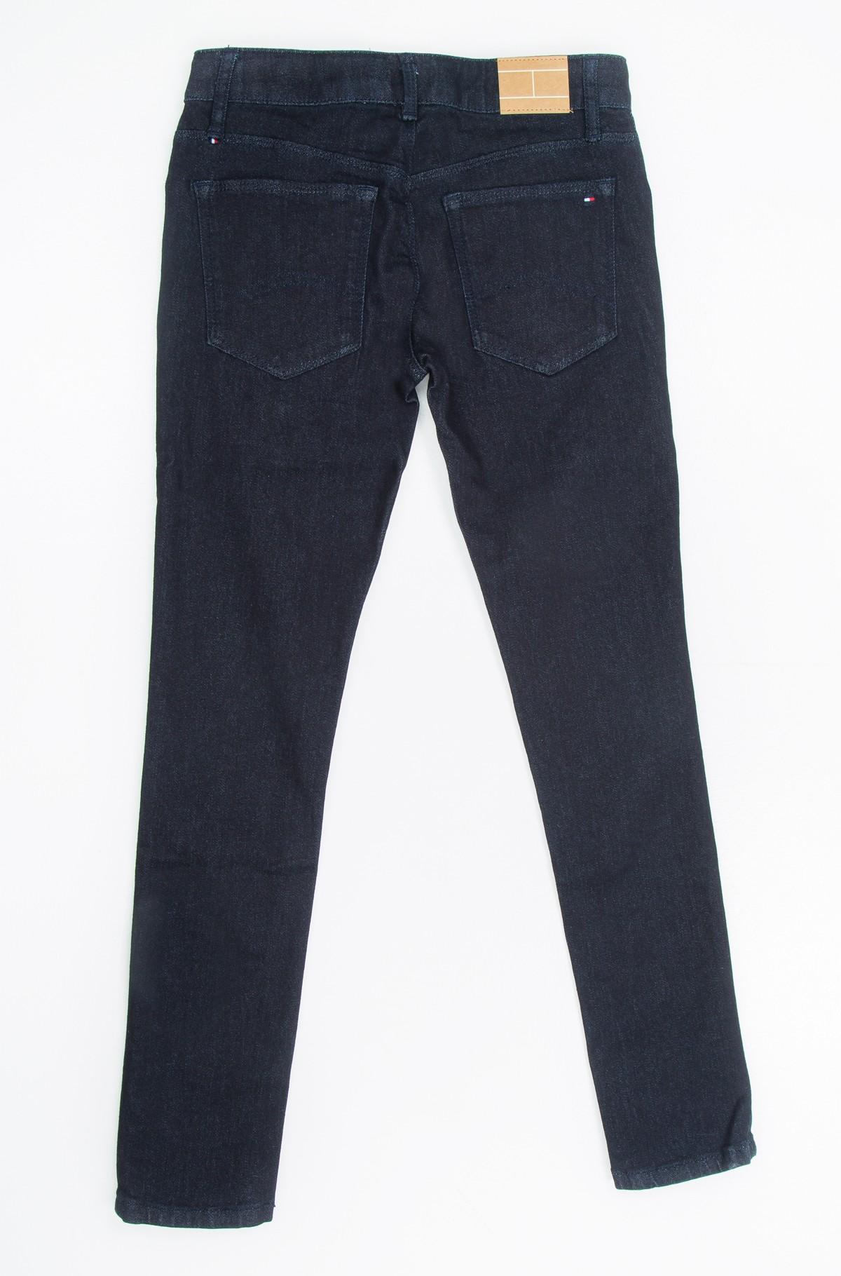 Vaikiškos džinsinės kelnės NORA RR SKINNY NRSTR-full-2