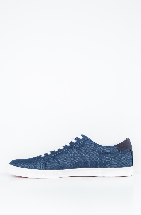 ESSENTIAL LONG LACE SNEAKER-hover