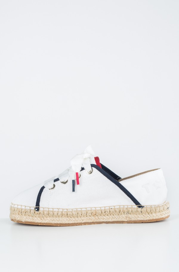 TH METALLIC LACE UP-hover
