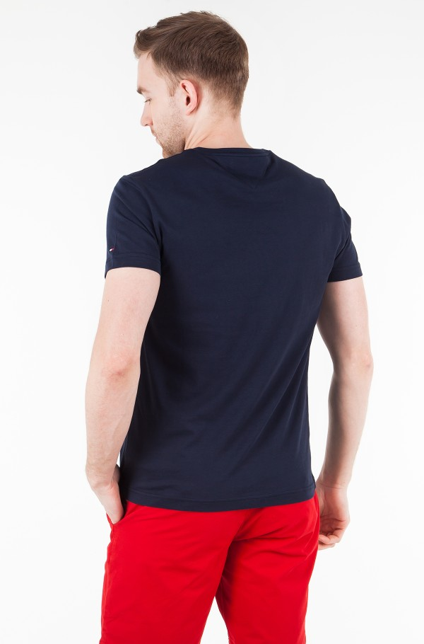 TOMMY GRAPHIC TEE-hover